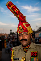 Border Security Force, Wagah Border, India
